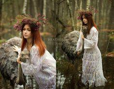 Enchanting Photography Creating Fairy-tale or Legend Scene by Darya Kondratyeva – DesignSwan.com