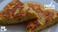 Turkish Recipes, Homemade Beauty Products, Quiche, Health Fitness, Pizza, Breakfast, Omelettes, Hat Patterns, Food