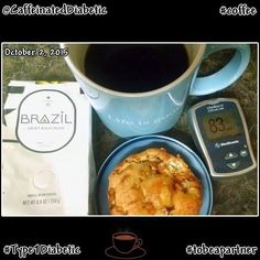 It's the weekend! I hope everybody had a great week and enjoys the weekend with at least one cup of coffee at some point. Tonight's coffee was some more of the @Starbucks Reserve #BrazilSertaozinho but paired with a new Starbucks seasonal pastry item the Washington Apple Pound Cake! I did a French Press of the #BrazilSertaozinho upon getting home from work earlier this evening and then did a drip brew of it for this cup. Both the coffee and pastry were from @SbuxRoxboroRd and my #bloodsugar…