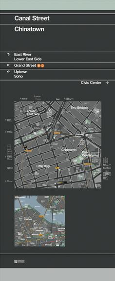 The WalkNYC Program brings Legible London wayfinding monoliths & miniliths to Manhattan. Click image for details via wnyc.org & visit our Streets for Everyone board >> http://www.pinterest.com/slowottawa/streets-for-everyone/