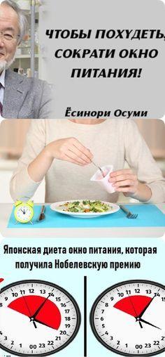 «Окно питания» : феномен, заставляющий худеть любого!