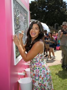 """Pin for Later: Gina Rodriguez on Representing Latinas: """"I Use My Voice to Make People Feel Like They Belong"""""""
