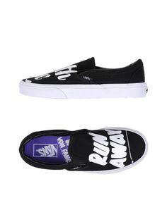 VANS Sneakers. #vans #shoes #low-tops