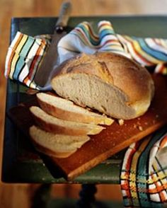 """Revive stale bread by placing it inside a brown paper bag, seal the bag, and moisten a portion of the outside of the bag with water. After placing it in a preheated 350-degree oven for about five minutes, the bread will emerge warm and soft."""