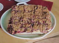 Schwäbischer Zwetschgenkuchen .Salziger Hefeteig ist besser