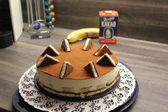 Milchschnitten-Bananen-Torte  DEZ2013 #Milchschnitten #Torte