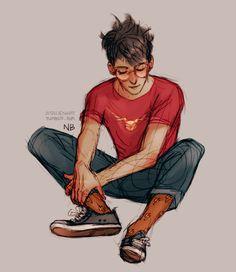 Harry Potter by Natello's Art