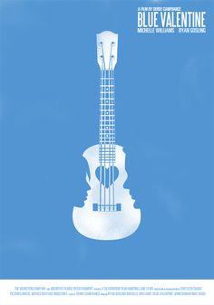 Blue Valentine by Edson Muzada