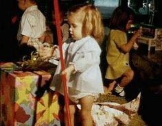 Lisa on her birthday