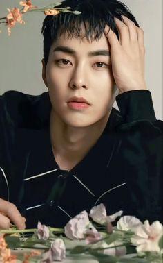 Kim Minseok Exo, Exo Xiumin, Kpop Exo, Exo K, Park Chanyeol, Exo Lockscreen, Korean Boy, Kim Min Seok, Exo Members