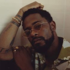 Photo gallery from Lakeith Stanfield's fashion shoot for Palm Springs Life Magazine. Fine Black Men, Handsome Black Men, Black Boys, Fine Men, Black Women, Black Is Beautiful, Pretty People, Beautiful People, Black Girl Aesthetic