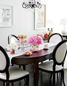 Home decor inspiration: Unapologetically feminine
