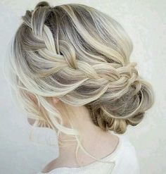 hair updo ideas for teens - Google Search