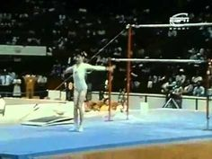 First Perfect 10 at the Olympics: Nadia Comaneci set world record
