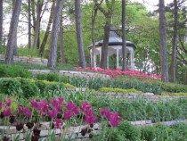 Aménagement en terrasses Parc du Bois-de-Coulonge in Quebec City