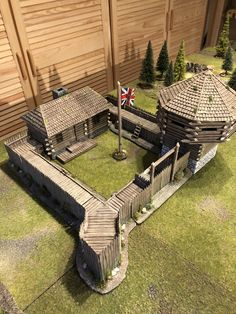 English Restoration, Forte Apache, Model Castle, Popsicle Stick Houses, Small Castles, Wood Craft Patterns, Medieval Houses, Fantasy City, Wargaming Terrain