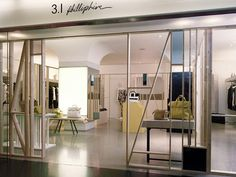 2c769e90ec0e0 Philip Lim pop-up boutique by Studio Toogood