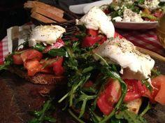 Cafe Marco | Corner of Gordon and Dizengoff | Tel Aviv | Gluten Free Cafe