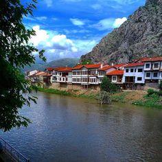 Amasya'dan...  Fotoğrafı Gönderen: Ali Günaydın