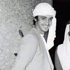 الشيخ محمد بن زايد في شبابه