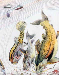 jack unruh illustrator | Untitled illustration, date unknown