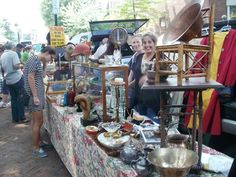 3. Phila Flea Markets, various locations throughout Philadelphia