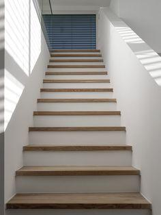 Stein auf Stein » Die neue Treppe