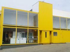 Grupo Colmeia - Containers e Ecosanitários