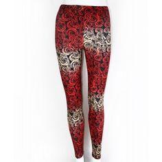 http://www.trendzystreet.com/clothing/buy-bottoms-online/leggings-jeggings/sketchy-shaded-flower-print-leggings-tzs5772 Sketchy Shaded Flower Print Leggings