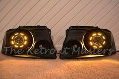 Performance Morimoto FX-R 3.0 Bi-Xenon Projectors Morimoto XB 4500K Bulbs Morimoto XB55 Ballasts