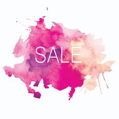 """Wall Mural """"sale, pink, signs - sale"""" ✓ Easy Installation ✓ 365 Day Money Back Guarantee ✓ Browse other patterns from this collection! Shopping Coupons, Shopping Mall, Flat, Free Vector Art, Wall Murals, Watercolor, Abstract, Illustration, Mobile Accessories"""