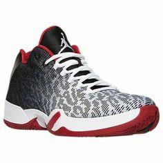 sports shoes 5cdd4 037b6 1 de 5 - Mens Air Jordan XX9 Low 828051-101 White Black-
