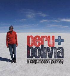 Stop Motion Journey – Pérou et Bolivie en stop motion | Ufunk.net