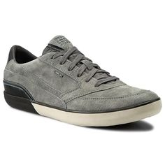 Sneakersy GEOX - U Box A U44R3A 000KZ C1006 Szary