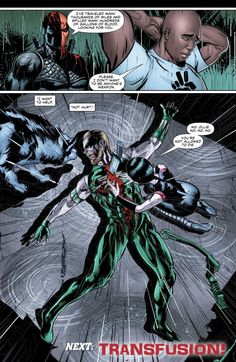Weird Science DC Comics: Green Arrow #51 Review and *SPOILERS*