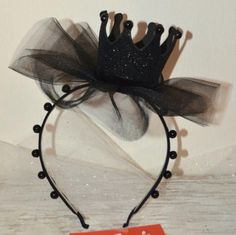 New Diy Baby Girl Accessories Ideas Ideas Diy Gifts For Kids, Diy For Girls, Gifts For Girls, Diy Headband, Baby Headbands, Baby Girl Hair Accessories, Mad Hatter Tea, Disney Ears, Halloween Kostüm