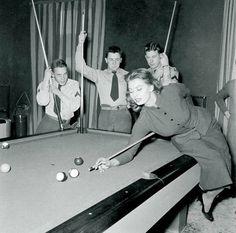 Sophia Loren playing
