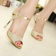 Women Sexy high heels dress shoes pumps