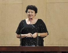 """SALVADOR: """"Precisa calçar as sandálias da humildade"""", diz Luiza Maia sobre Marcelo Nilo"""
