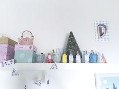 DIY advent calendar Diy Advent Calendar, Christmas 2016, Holiday Decor, Design, Home Decor, Decoration Home, Room Decor, Home Interior Design