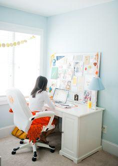 Monogram DIY Office