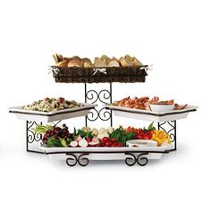 Buffet server Buffet server The post Buffet server appeared first on Best Of Daily Sharing. Cool Kitchen Gadgets, Kitchen Items, Cool Kitchens, Kitchen Decor, Buffet Set, Buffet Server, Wrought Iron Decor, Iron Furniture, Küchen Design