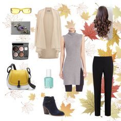 Jewelry Designer Blog. Jewelry by Natalia Khon: Autumn fashion set with a sugilite necklace