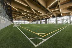 Galería de Estadio de Futbol de Montréal / Saucier + Perrotte architectes + HCMA - 16