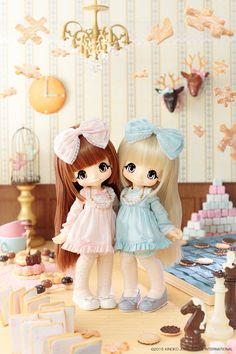 KIKIPOP by azone dolls