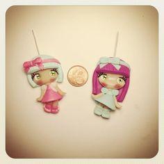 FIMO: dolls superdeformed blythe style by MilkyWayHandmade.deviantart.com on @deviantART