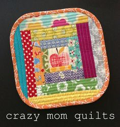crazy mom quilts: re-runs