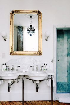 Design Ideas to Steal from Some of the World's Most Beautiful Hotel Bathrooms