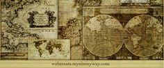 Assorted Maps par My Site My Way