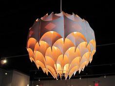 Le Klint Style PVC Sphere Pendant